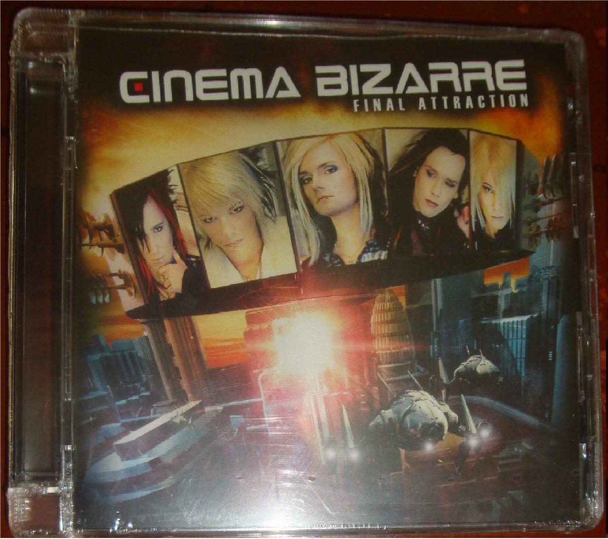 Cinema Bizarre New Cd 8