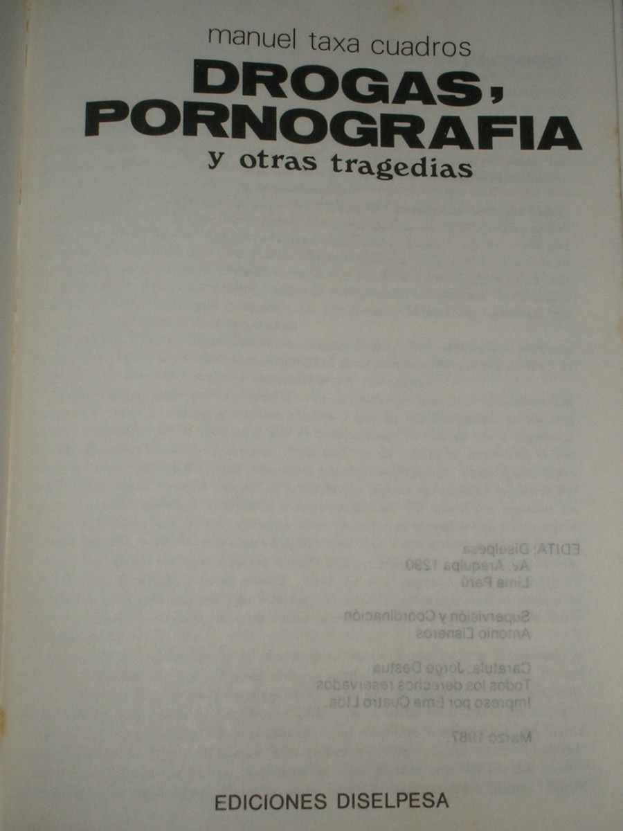 Pornografia En Peru 8