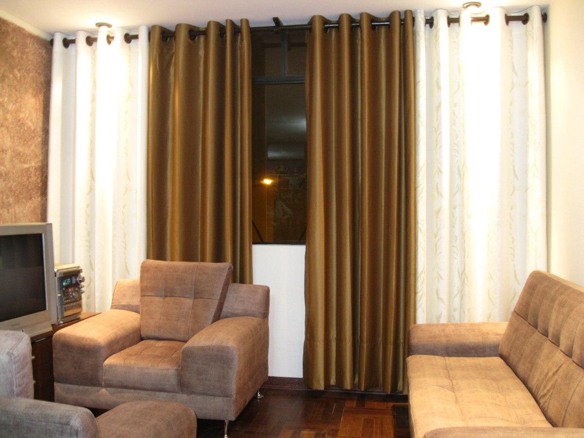 Cortinas roller modernos para sala dormitorios y for Dormitorio sala