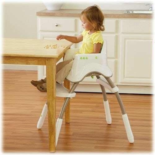 Fisher price silla alta de comer crece conmigo bebe ni os for Silla fisher price para comer