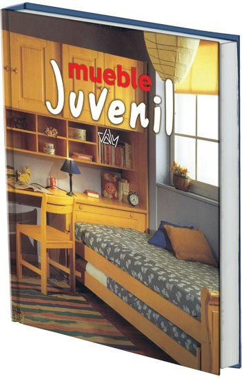 Libro mueble juvenil dise o de interiores carpinter a s - Mueble juvenil diseno ...