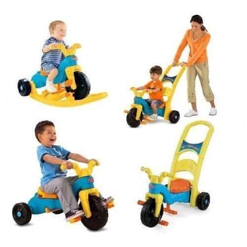 Fisher price triciclo 3 en 1 para ni os juguetes nuevo s - Juguetes nuevos para ninos ...